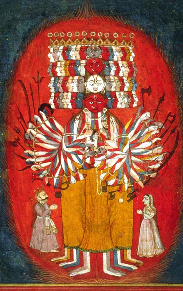 Vishnuvishvarupa